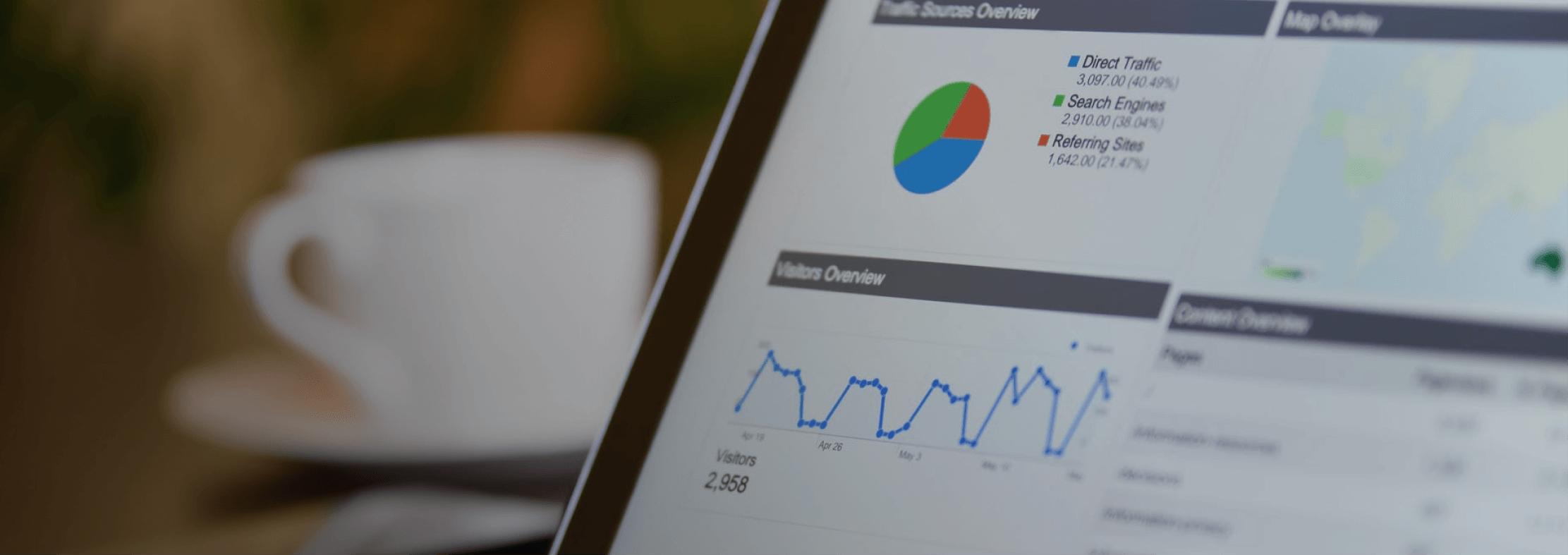 Website traffic analysis